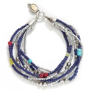 J. Jill - Gorgeous Vivid Color Bracelet - NWT